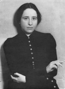 1 Hannah Arendt